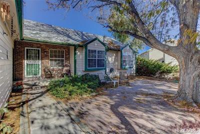 Centennial Single Family Home Active: 4876 East Costilla Place