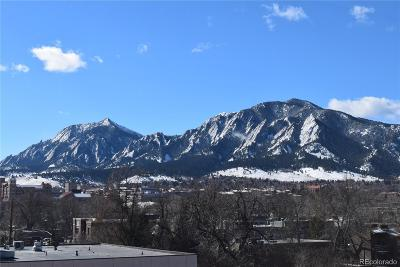 Boulder Condo/Townhouse Active: 1850 Folsom Street #505