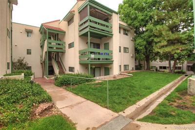 Wheat Ridge Condo/Townhouse Active: 7740 West 35th Avenue #302