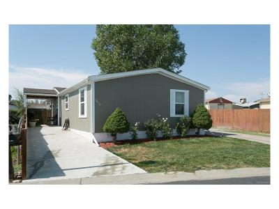 Aurora, Denver Single Family Home Active: 8433 Jackson Way