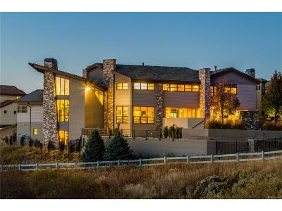 Lone Tree CO Single Family Home Under Contract: $2,499,000