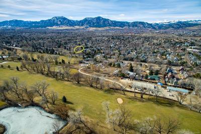 Boulder Condo/Townhouse Active: 5405 White Place