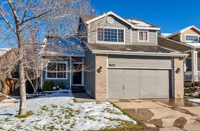 Highlands Ranch Single Family Home Active: 9632 Moss Rose Circle