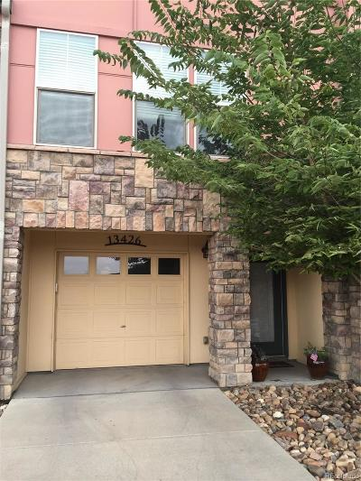 Broomfield Condo/Townhouse Under Contract: 13426 Via Varra