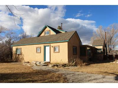 Salida Single Family Home Active: 8985 County Road 126