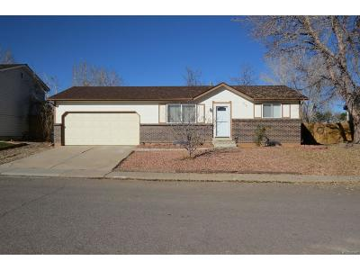 Littleton Single Family Home Active: 6010 South Garland Way