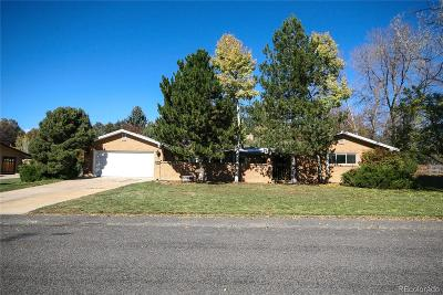 Fort Collins Single Family Home Active: 1736 Rangeview Drive