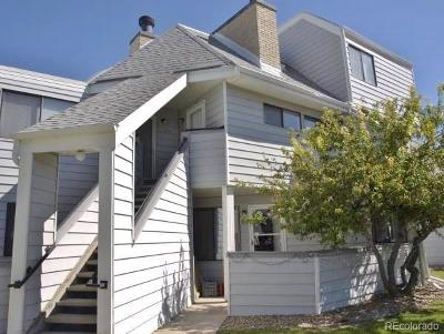Aurora Condo/Townhouse Active: 17053 East Tennessee Drive #212