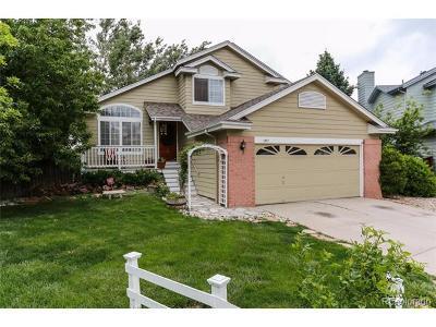Northridge Single Family Home Active: 1317 Knollwood Way
