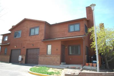 Jefferson County Condo/Townhouse Active: 10192 West Jewell Avenue #A
