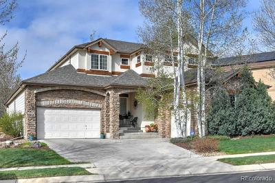 Broomfield Single Family Home Under Contract: 14193 Whitney Circle
