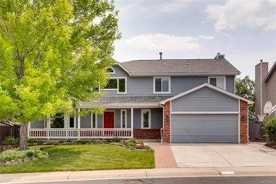 Littleton Single Family Home Under Contract: 12166 West Crestline Drive