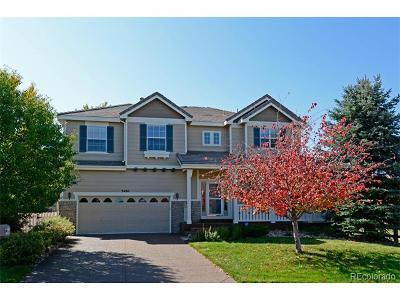Castle Rock Single Family Home Active: 3480 Spruce Dell Court