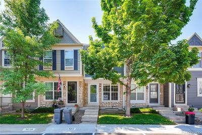 Centennial Condo/Townhouse Under Contract: 8215 South Fillmore Way