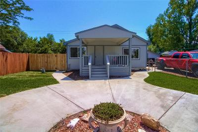 Denver Single Family Home Active: 3490 West Exposition Avenue