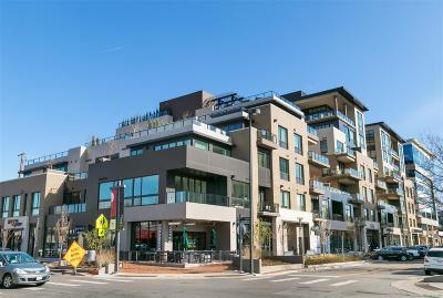Condo/Townhouse Sold: 250 Columbine Street #402