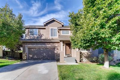 Highlands Ranch Single Family Home Active: 324 Willowick Circle