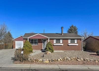 Northglenn Single Family Home Active: 11924 Claude Way