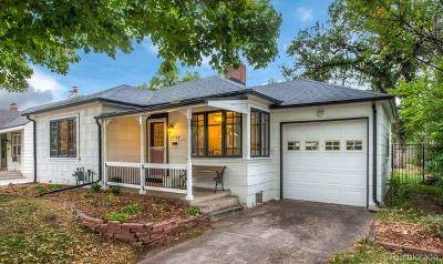 Single Family Home Active: 2632 South Lafayette Street