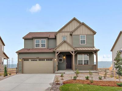 Littleton Single Family Home Active: 9350 Bear River Street