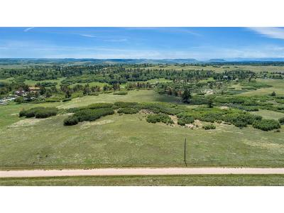 Castle Rock Residential Lots & Land Under Contract: Lake Gulch Road