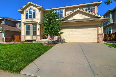 Highlands Ranch Single Family Home Under Contract: 9938 Gwendelyn Place