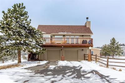 Golden, Lakewood, Arvada, Evergreen, Morrison Single Family Home Under Contract: 6860 Kilimanjaro Drive