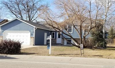 Greeley Single Family Home Active: 717 50th Avenue