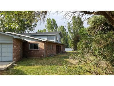 Lafayette Single Family Home Under Contract: 3920 North 109th Street