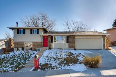 Centennial Single Family Home Active: 4136 East Peakview Circle