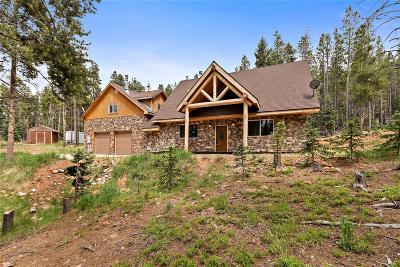 Conifer Single Family Home Under Contract: 8820 Spring Drive