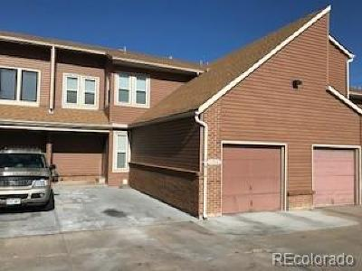 Condo/Townhouse Sold: 11914 East Nevada Circle