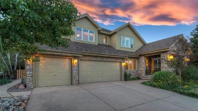 Littleton Single Family Home Active: 3 Prairie Clover