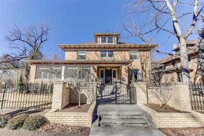 Denver Single Family Home Active: 305 North Franklin Street