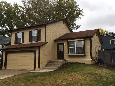 Broomfield Single Family Home Active: 3218 Meadow Avenue