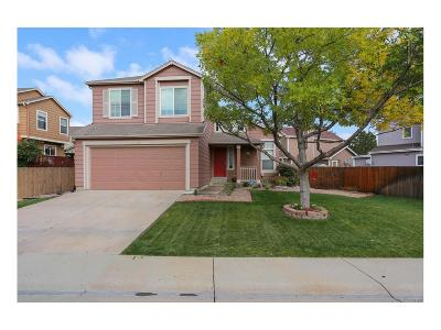 Parker Single Family Home Under Contract: 8705 Wildrye Circle