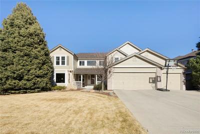 Highlands Ranch Single Family Home Under Contract: 9912 Prairie Falcon Lane