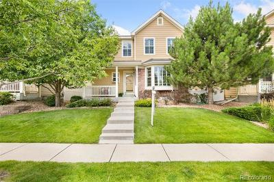 Arvada Single Family Home Active: 8321 Coors Street