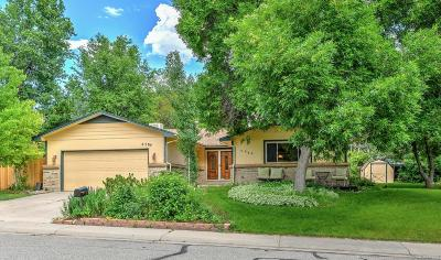 Arvada Single Family Home Under Contract: 6580 Dover Street