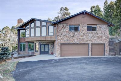 Evergreen Single Family Home Active: 8471 Grizzly Way