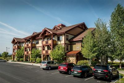 Steamboat Springs Condo/Townhouse Active: 2525 Cattle Kate Circle #4210
