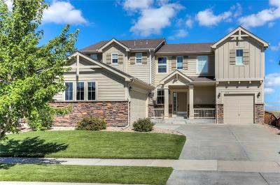 Parker Single Family Home Under Contract: 15655 Carob Circle