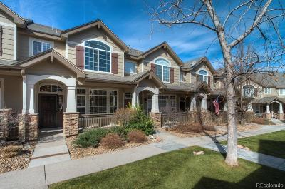 Highlands Ranch, Lone Tree Condo/Townhouse Under Contract: 8403 Stonybridge Circle