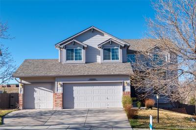 Colorado Springs Single Family Home Active: 9584 Stoneglen Drive