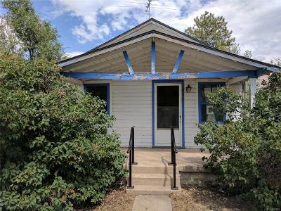 Bennett Single Family Home Active: 480 6th Street
