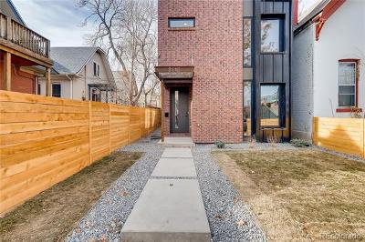 Denver Single Family Home Active: 3115 Umatilla Street
