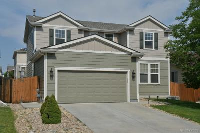 Littleton Single Family Home Active: 4451 South Iris Court