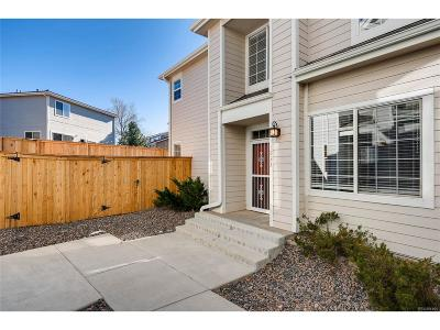 Highlands Ranch, Lone Tree Condo/Townhouse Under Contract: 1293 Carlyle Park Circle