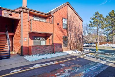 Aurora Condo/Townhouse Active: 12057 East Harvard Avenue #104