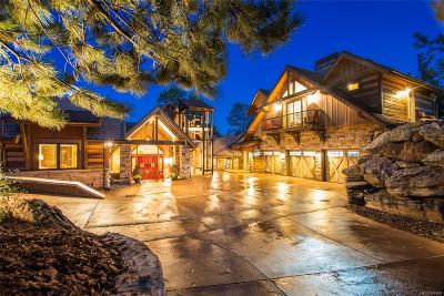 Castle Pines Village Single Family Home Under Contract: 92 Indigo Way